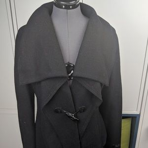 Beautiful black Cole Haan Jacket